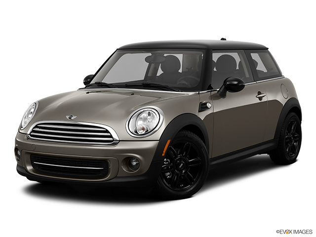 2013 MINI Cooper Coupe Review