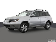 2004 Mitsubishi Outlander Review