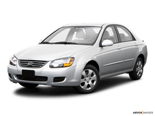 Kia Spectra Reviews