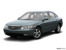 2006 Hyundai Azera Review