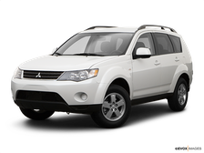 2008 Mitsubishi Outlander Review