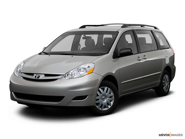2008 Toyota Sienna Review