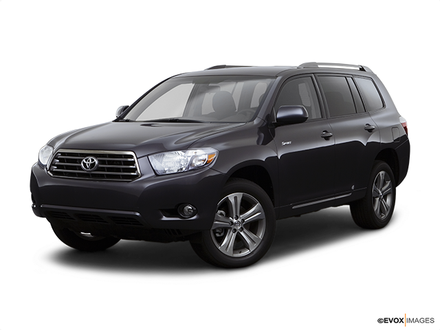 2008 Toyota Highlander Review