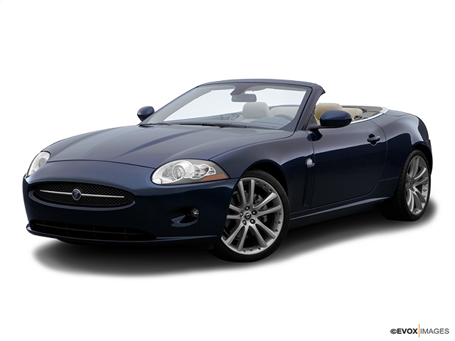 2007 Jaguar XK Review