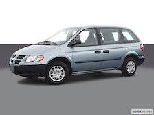 2005 Dodge Caravan Review