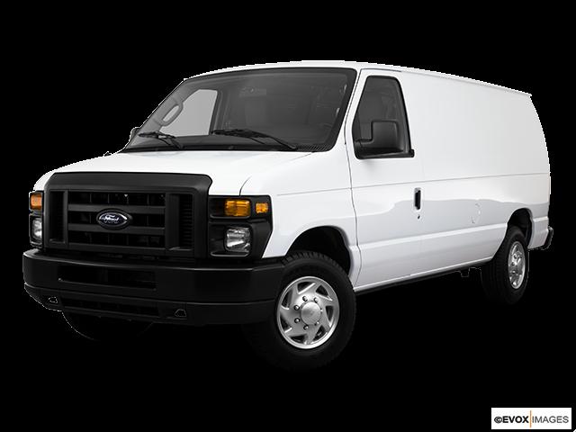 2010 Ford E-Series Cargo Review