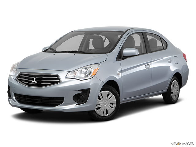 2017 Mitsubishi Mirage G4 Review