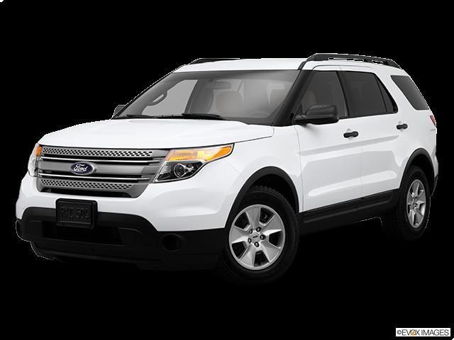 2015 Ford Explorer photo