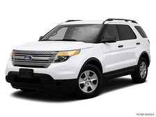 2015 Ford Explorer Review