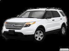 2015 Ford Explorer Review