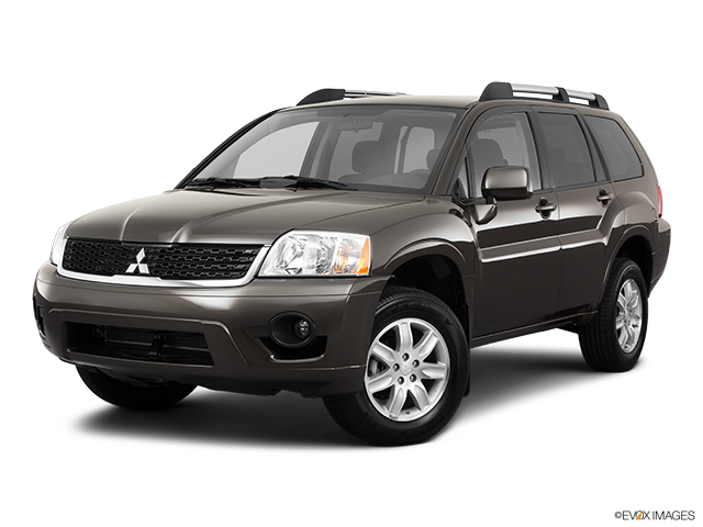 Mitsubishi Endeavor Reviews