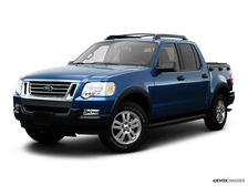 2009 Ford Explorer Sport Trac Review