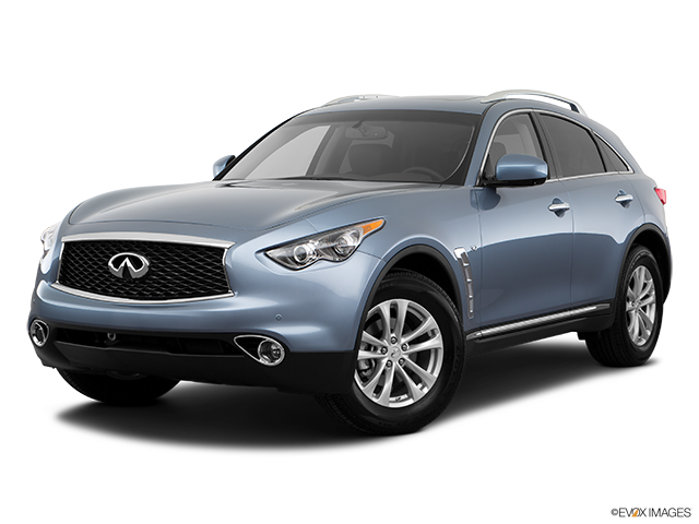 INFINITI QX70 Reviews
