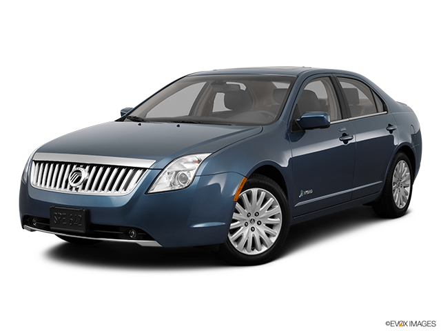 2011 Mercury Milan Hybrid Review
