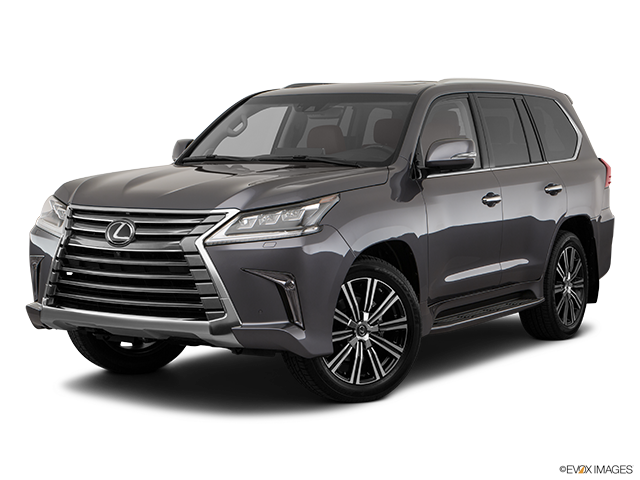 Lexus LX Reviews