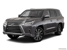 2019 Lexus LX Review