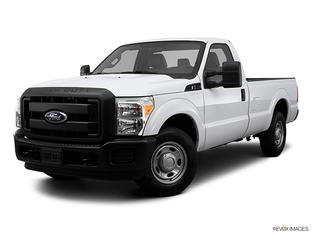 2012 Ford F-250 Super Duty Review