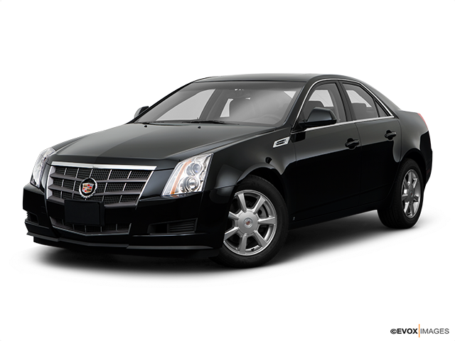 2009 Cadillac CTS Review