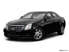 2009 Cadillac CTS Review