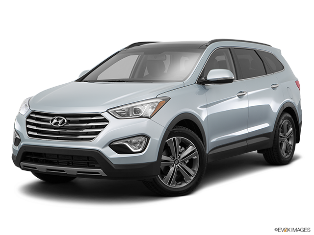 2016 Hyundai Santa Fe Review