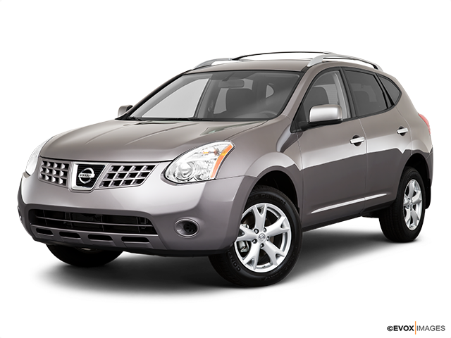 2010 Nissan Rogue Review
