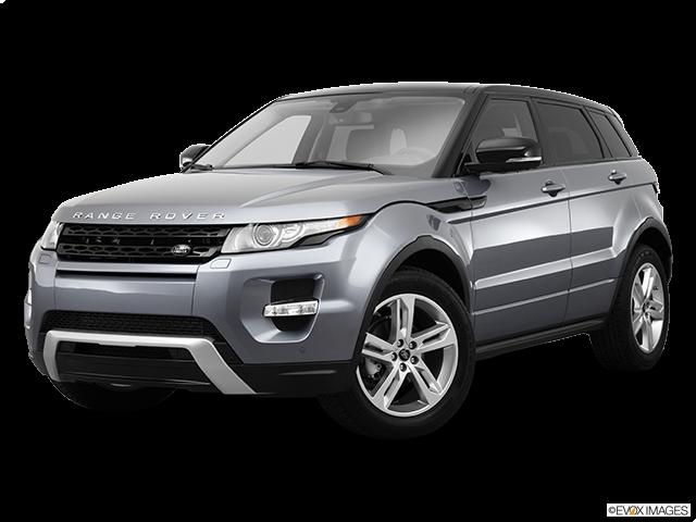 2013 Land Rover Range Rover Evoque Review