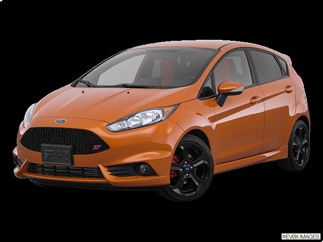 Ford Fiesta Reviews