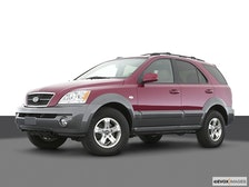 2005 Kia Sorento Review