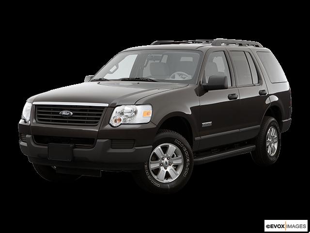 2006 Ford Explorer Review