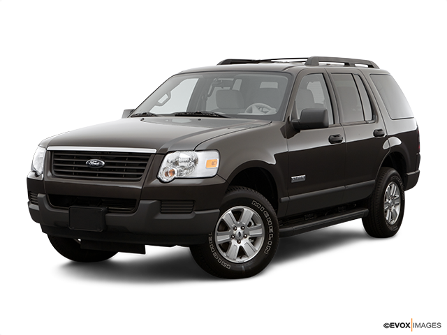 2006 Ford Explorer Review