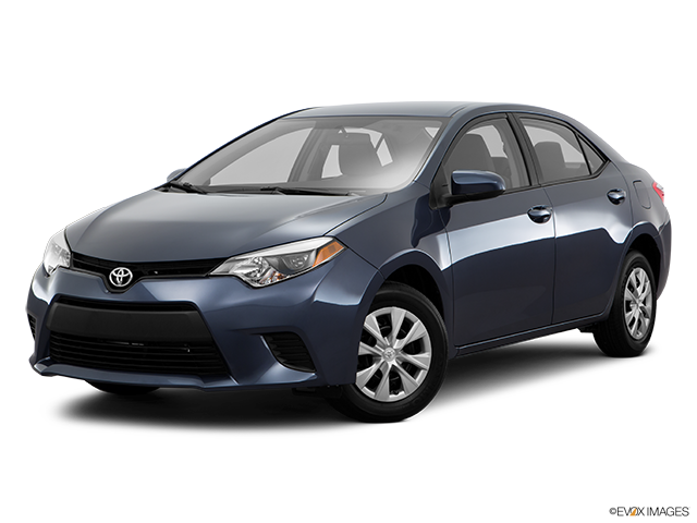 2016 Toyota Corolla photo