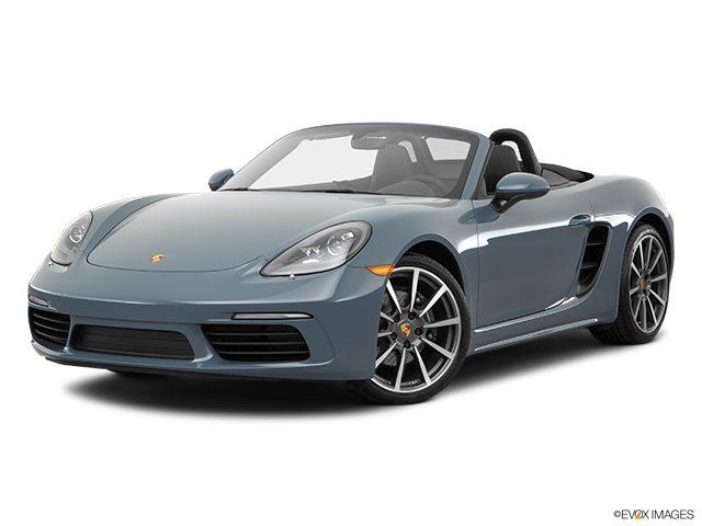 Porsche 718 Boxster Reviews