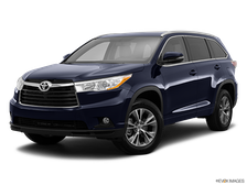 2014 Toyota Highlander Review