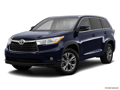 2014 Toyota Highlander photo