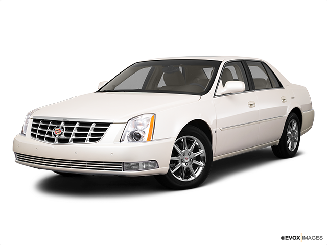 2010 Cadillac DTS Review