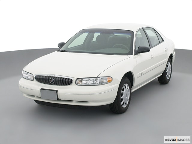 2002 Buick Century Review