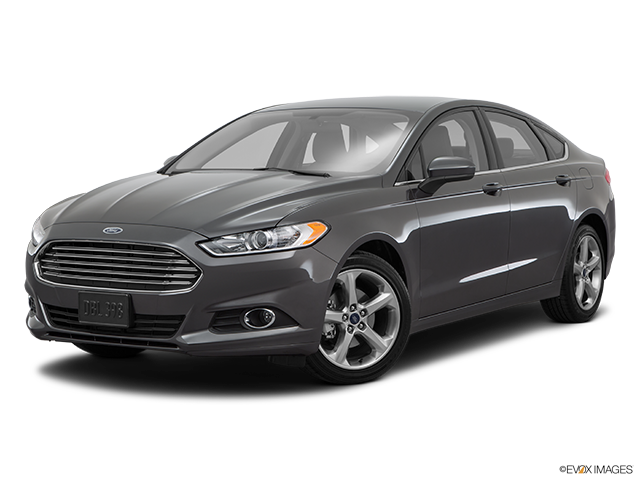 2016 Ford Fusion Review