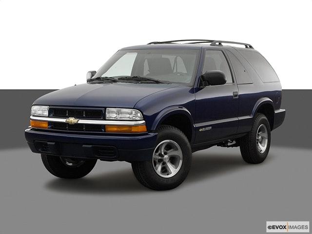 Chevrolet Blazer Reviews