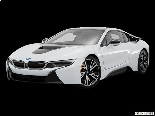 2015 BMW i8 Review