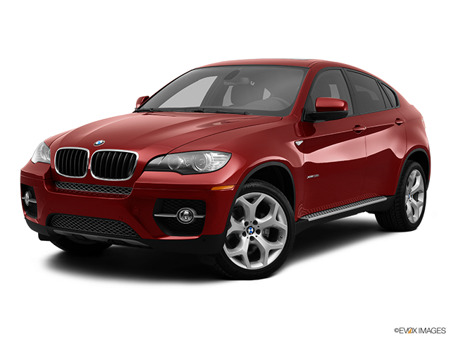 2012 BMW X6 Review