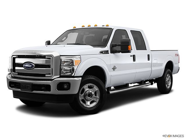2014 Ford F-350 Super Duty Review