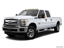 2014 Ford F-350 Review