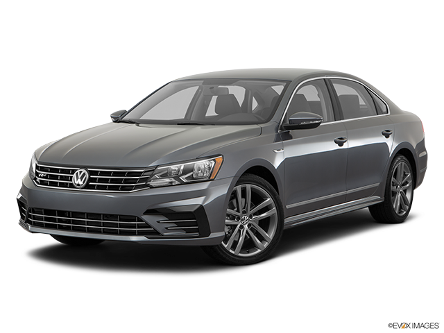 2017 Volkswagen Passat photo