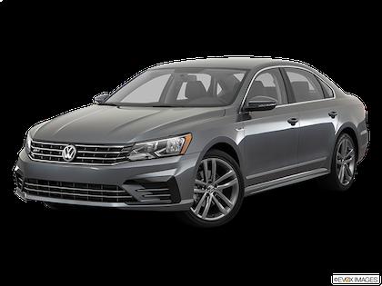 2017 Volkswagen Passat photo