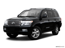 2009 Toyota Land Cruiser Review