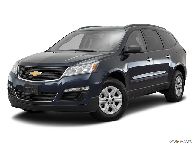 2017 Chevrolet Traverse Review