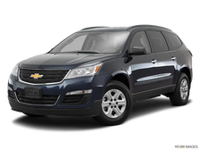 2017 Chevrolet Traverse Review