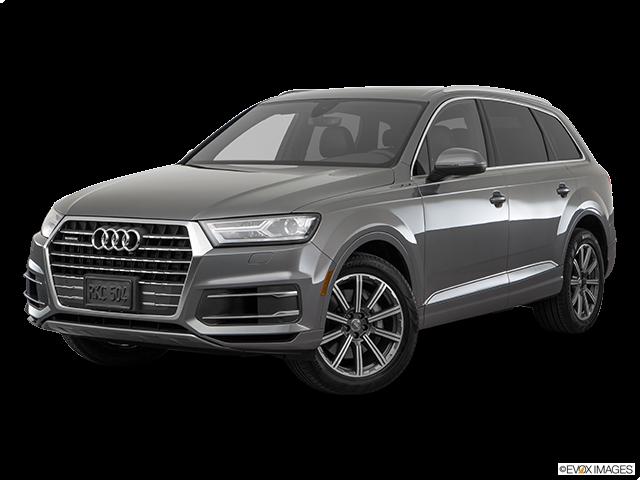 Audi Q7 Reviews