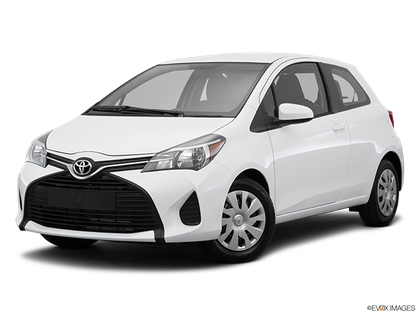2015 Toyota Yaris Review | CARFAX Vehicle Research
