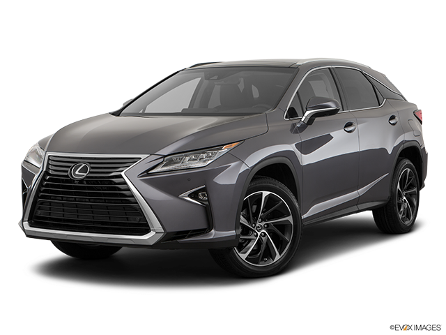2018 Lexus RX 350 Review